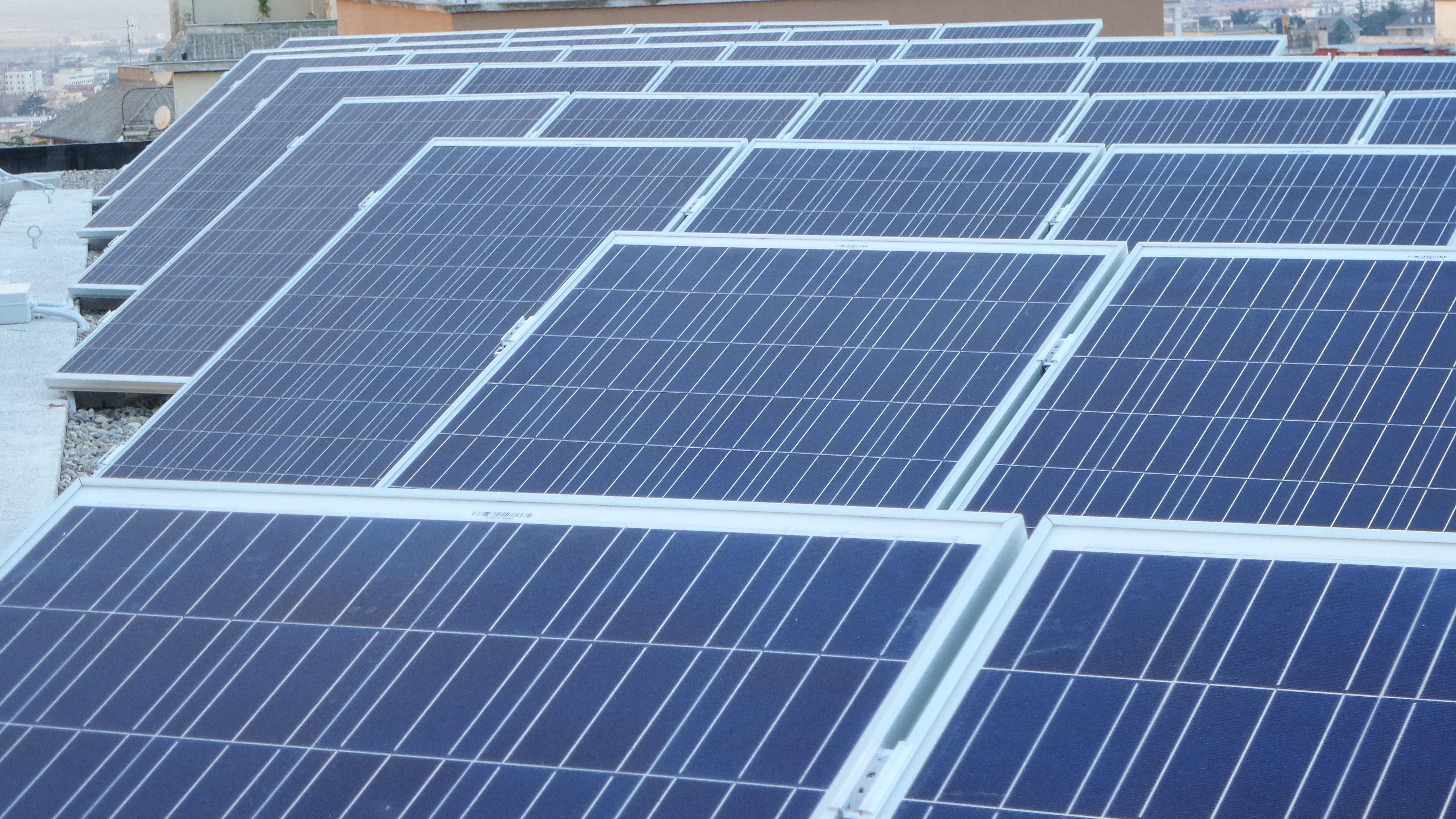 Impianto fotovoltaico 15 kw viterbo