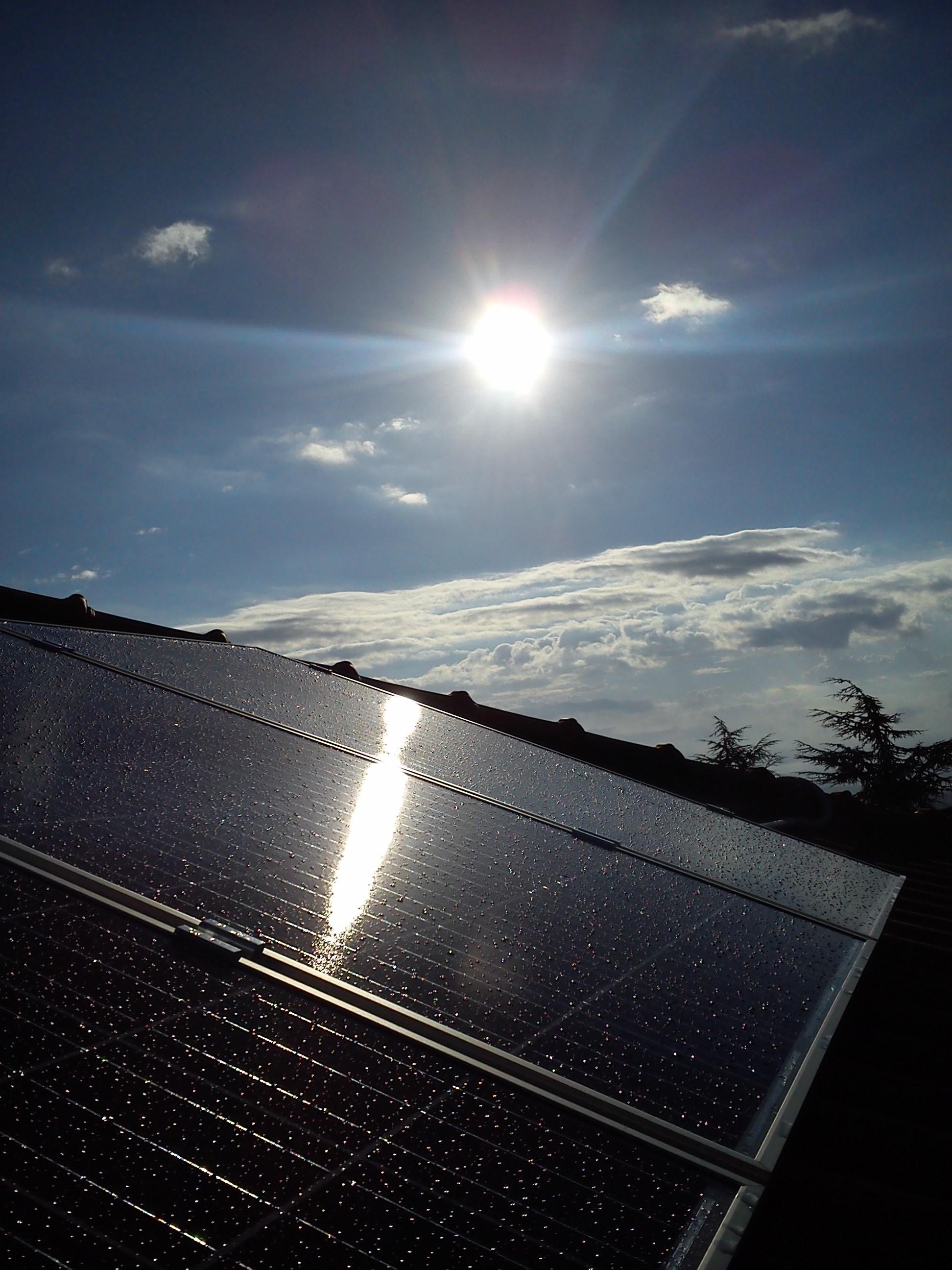 Sun, Fotovoltaico
