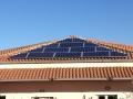 Caprarola impianto fotovoltaico torri solare 6 kWp