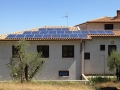 Impianto fotovoltaico soriano nel cimino 6 kWp