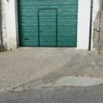 Porta da garage con porta pedonale carbognano (VT)