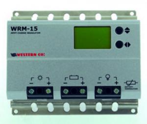 regolatore di carica Western WRM-15