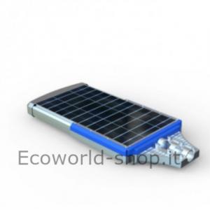 lampione ad energia solare 3000 lumen