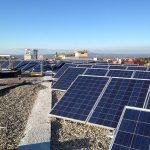installazione fotovoltaico su palazzine classe A smart village viterbo