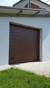 porta sezionale da garage terni