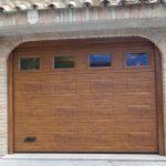porta sezionale da garage tolfa