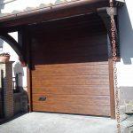 porta sezionale per garage sipicciano