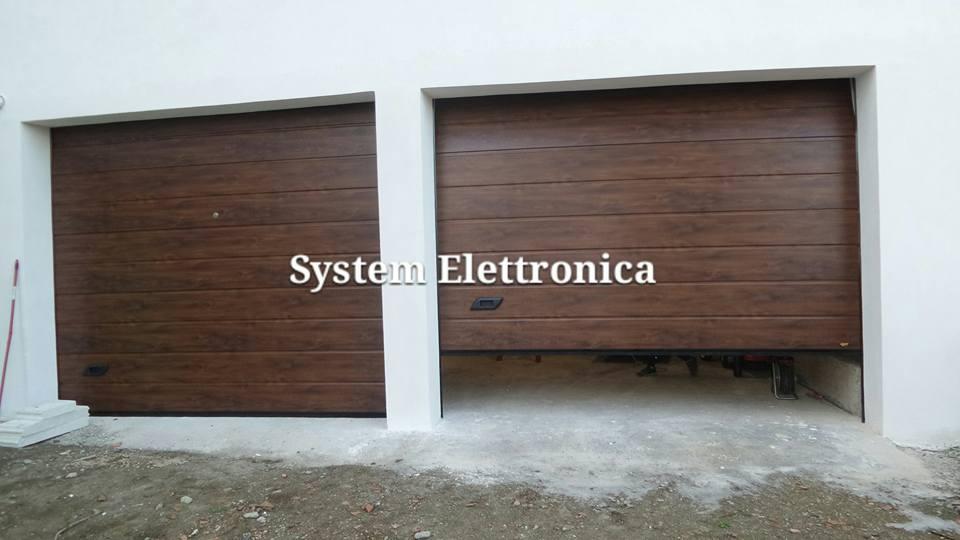 Portoni sezionali per garage porte scorrevoli system - Porta garage scorrevole ...