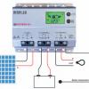 regolatore di carica per impianti fotovoltaici baite casette
