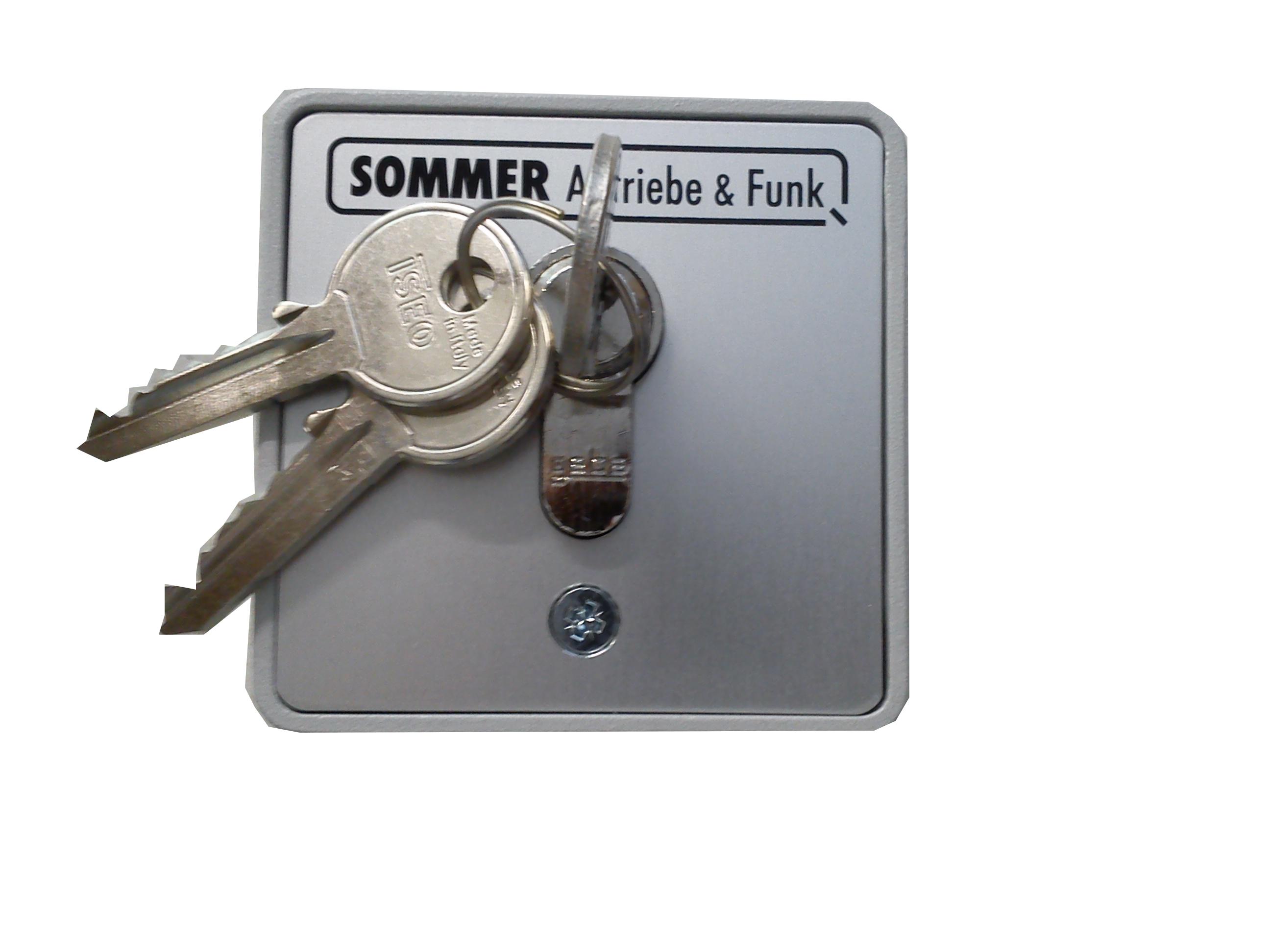 Schema Elettrico Selettore A Chiave : Selettore a chiave per automazioni system elettronica