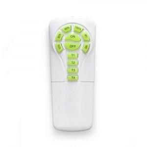 telecomando per lampione solare