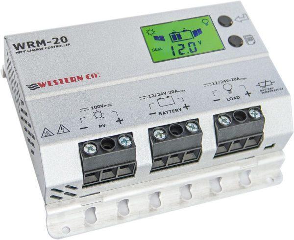 Regolatore di Carica Western Co. WRM-20