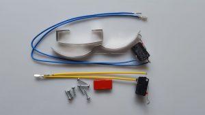 ricambio motore sommer kit finecorsa